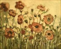 Anita's Poppies Vignette