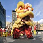 """Chinese New Year NYC - Dragon Dance"" by BobJagendorf"