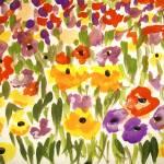 """Fields of Flowers"" by magnoliadorn"