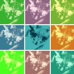 """Warhol Vinnie 2"" by crazyabouthercats"