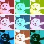 """""""WarholGuido 2"""" by crazyabouthercats"""