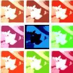 """""""Warhol Figgy 1"""" by crazyabouthercats"""