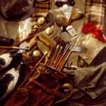 """""""Antique Golf Memorabilia"""" by carrollmorgan"""