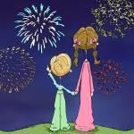 """""""Fireworks Finale"""" by amlyir"""