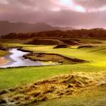 """Portsalon Golf Course"" by gallow"