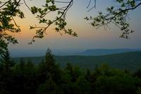 Mount Nittany at Sunset