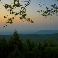 """Mount Nittany at Sunset"" by williamames"