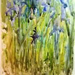 """Iris secrets"" by rose1"