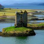 """Castle Stalker"" by kenart"