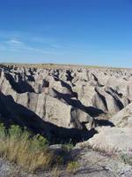 Rugged Badlands