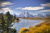 River in the Tetons