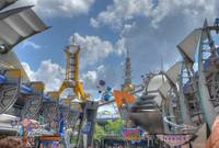 Tomorrowland in HDR