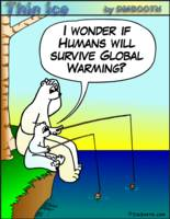 Will Humans survive Climate Change?