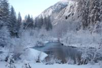 A Yosemite Winter