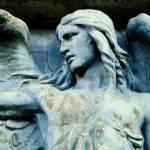 """""""kiss the angel..."""" by LouMcGill"""