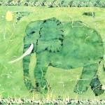 """Elephant 1"" by KatieArt"