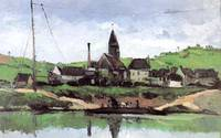 View of Bonnieres