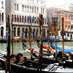 """""""Venice - Dreaming Boats"""" by sol"""