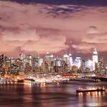 """New York City At Night"" by NJPhotographer"