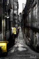 Alley Of Broken Dreams (Selective Soft Dodge Versi