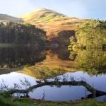 """Flotterstone Glencourse reservoir"" by AlexisM"