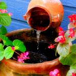 """Fountain"" by Philippa"