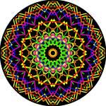 """Mandala 002"" by Atomsplitter"