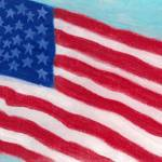 """United States Flag"" by fredtyre"