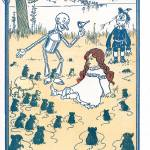 """The Wizard of Oz: The Fieldmice"" by yesteryear"