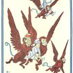 """The Wizard of Oz: Flying Monkeys"" by yesteryear"