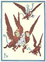 The Wizard of Oz: Flying Monkeys