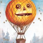 """Halloween Hot Air"" by yesteryear"