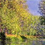 """A bend of the Epte Giverny"" by ArtLoversOnline"