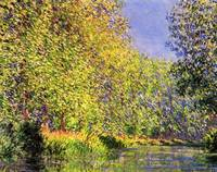 A bend of the Epte Giverny
