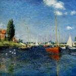 """Argenteuil_1875"" by ArtLoversOnline"