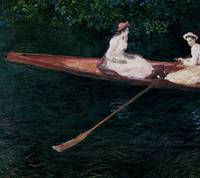 Boating_On_The_River_Epte_1887