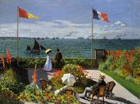 Garden at Sainte Adresse2