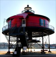 7 Foot Lighthouse