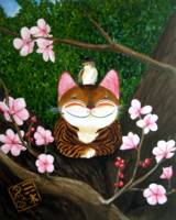 cat-art-catmasutra-wood-5-elements