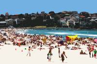 A Day at the Beach XIII, South Bondi Beach