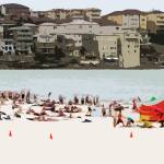 """A Day at the Beach XV, Bondi Beach, Australia"" by tomhawkins"