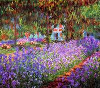 The artists garden at Giverny