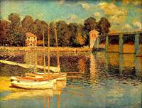The bridge of Argenteuil