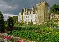 France Chateau Villandry