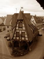 Rothenburg 245 Sepia