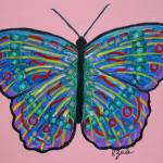 """Butterfly of Happiness"" by HeidiZeile"