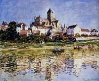 The_Church_At_Vetheuil_1880