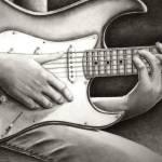 """""""Guitarist"""" by jackimroczkowski"""