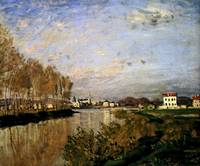 The_Seine_At_Argenteuil