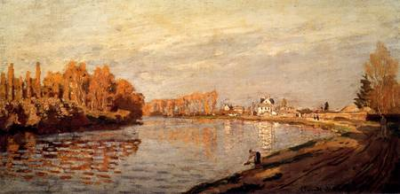 The_Seine_At_Argenteuil_1872